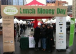 Lunch Money Day 2012